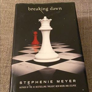 Other - Twilight's Breaking Dawn book